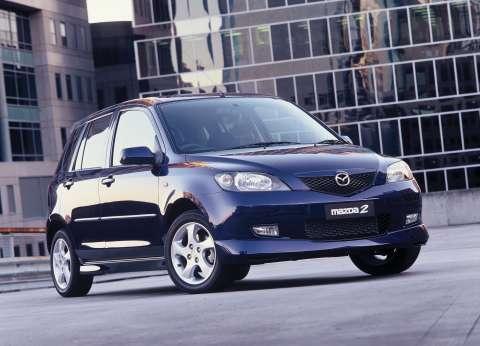 mazda 2 2004 next car pty ltd. Black Bedroom Furniture Sets. Home Design Ideas