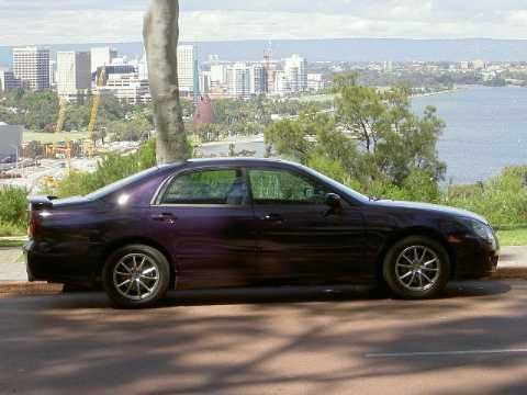 Mitsubishi Magna Vr X Awd Images 8th November 2004