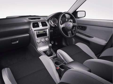 I Subaru Impreza Wrx Int Sep