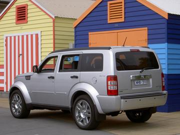 dodge nitro sxt road test next car pty ltd 29th march. Black Bedroom Furniture Sets. Home Design Ideas