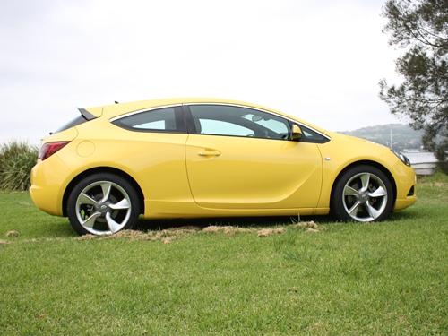 Opel Astra Gtc Sport Coupe Road Test Next Car Pty Ltd